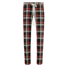 THE MOSAIC PLAID TROUSERS
