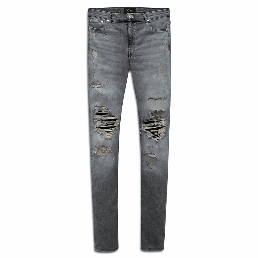 THE GREY RISTA DENIM
