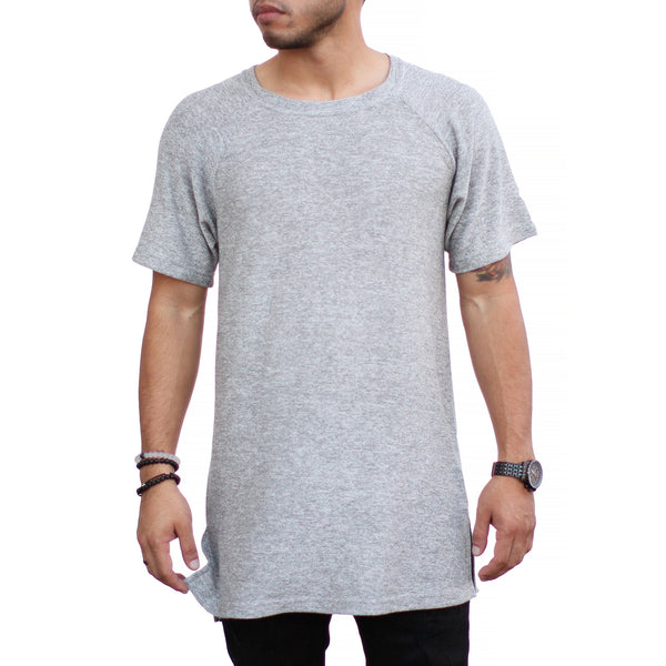 THE TRIBLEND RAGLAN TEE - ORO Los Angeles - 1