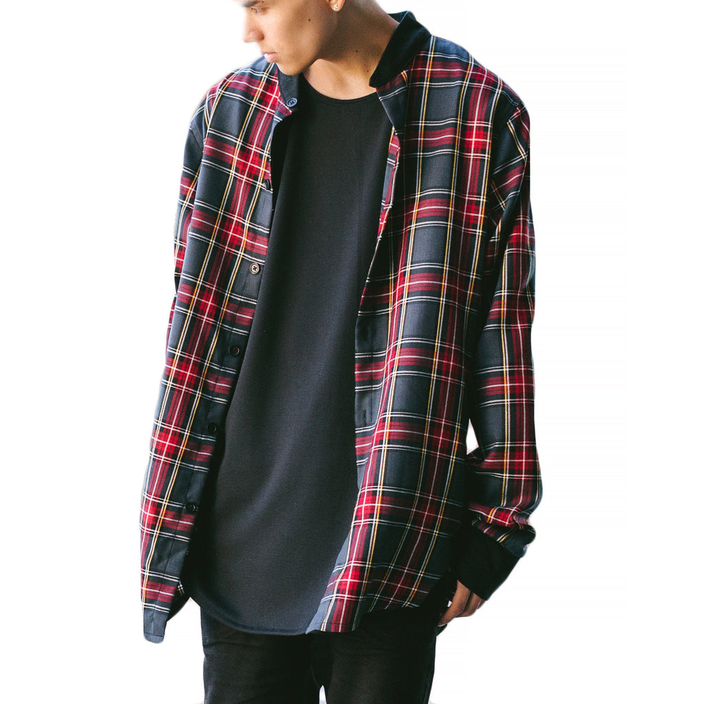 THE MONARCH PLAID SHIRT