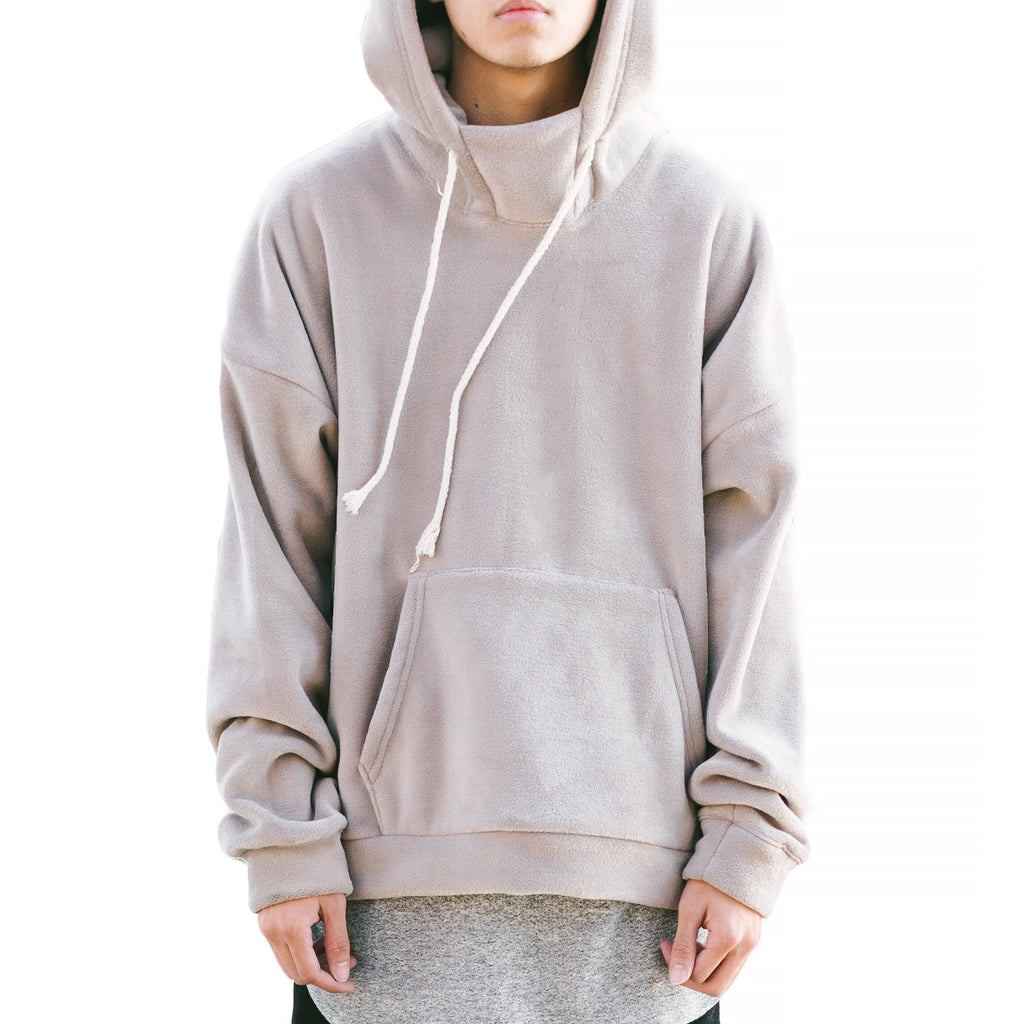 THE MAUVE LUXE HOODIE