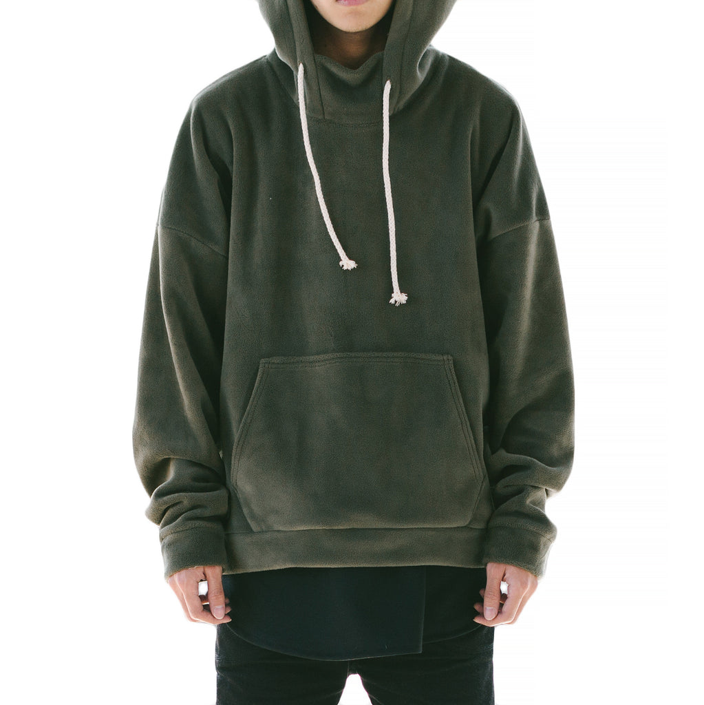 THE OLIVE LUXE HOODIE