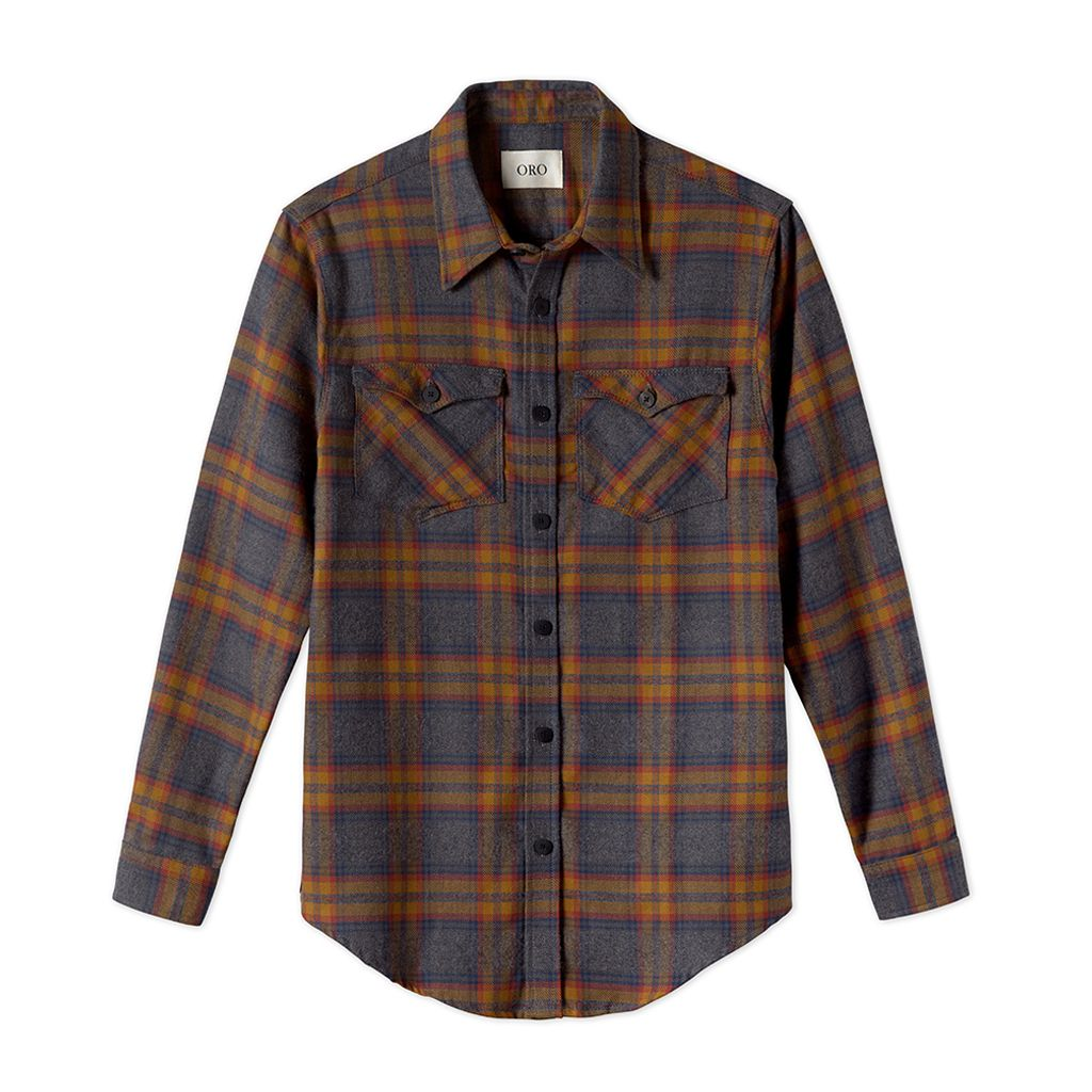 THE KLEIN PLAID SHIRT