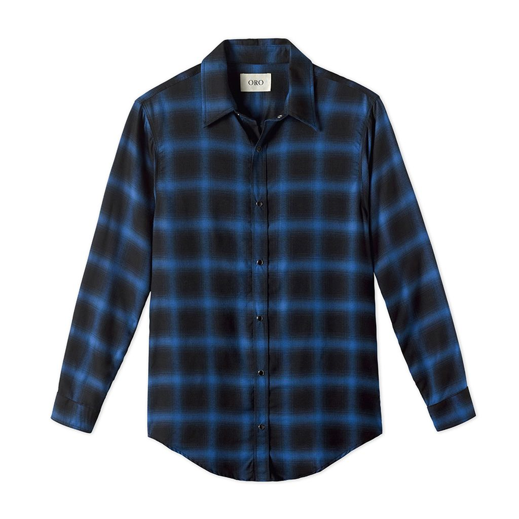 THE LEON PLAID SHIRT