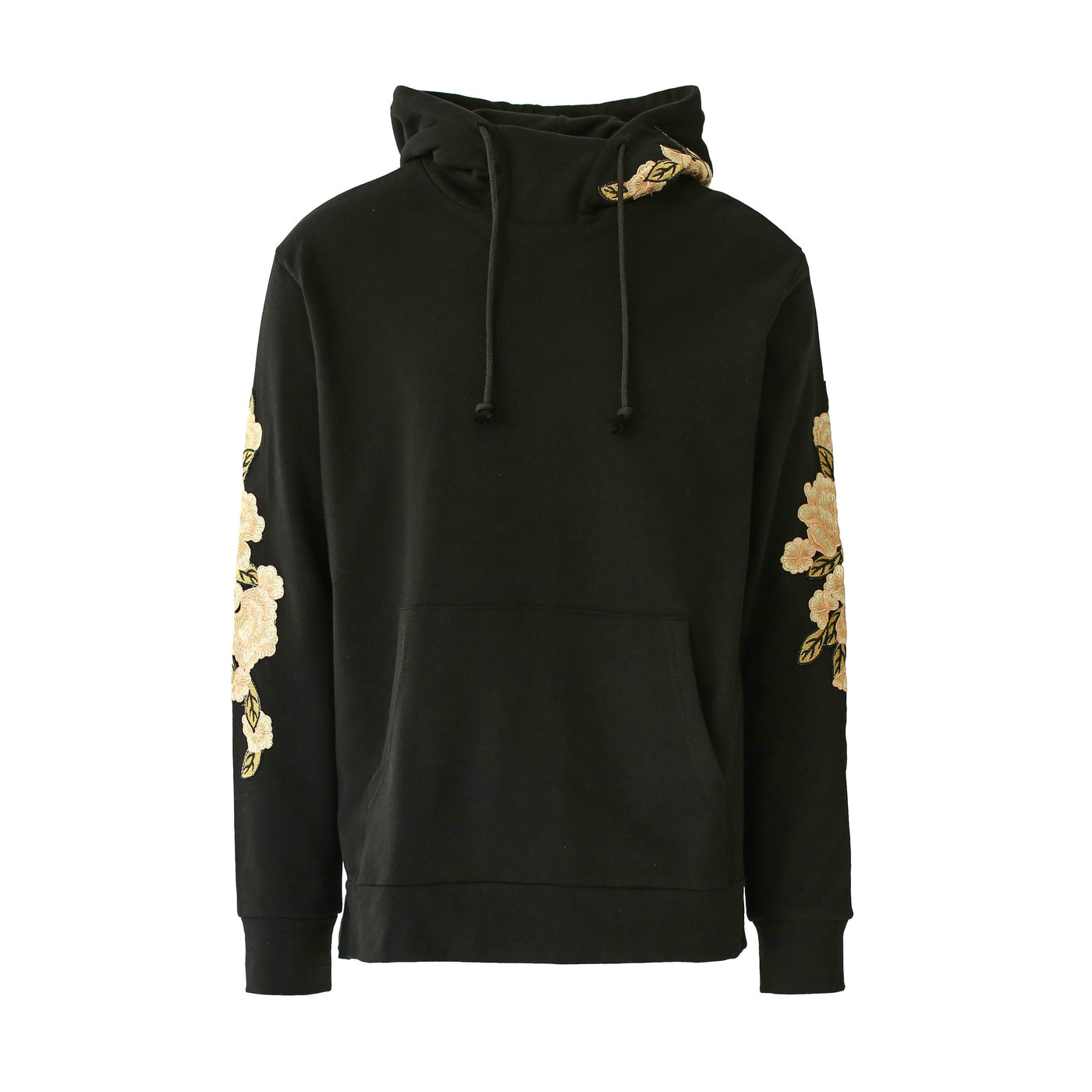 THE LUXE FLORAL HOODIE V.2