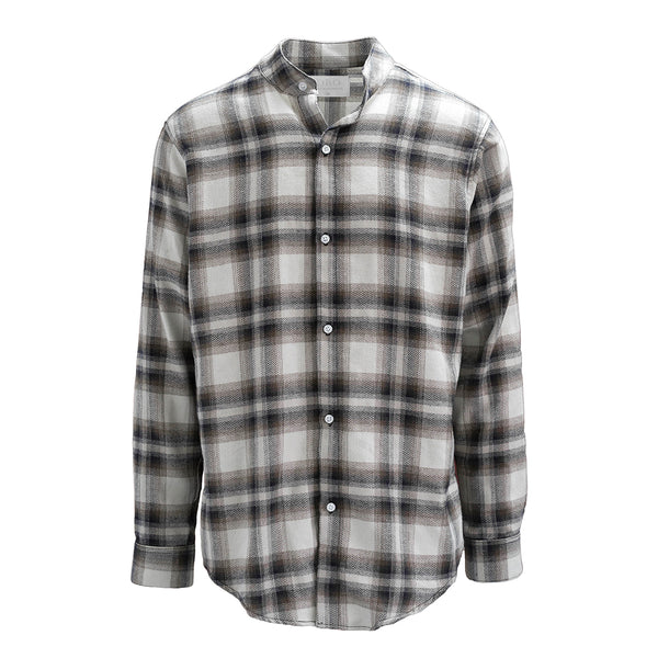 THE MARINER BRUSH PLAID SHIRT