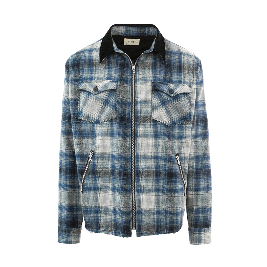 THE MURCIA PLAID SHIRT