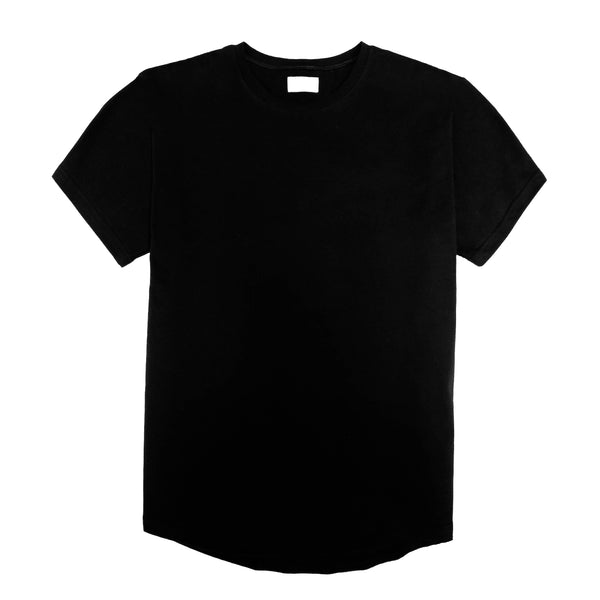 THE NOIR DROP SHOULDER TEE