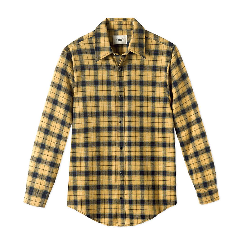 THE OLIVER PLAID SHIRT