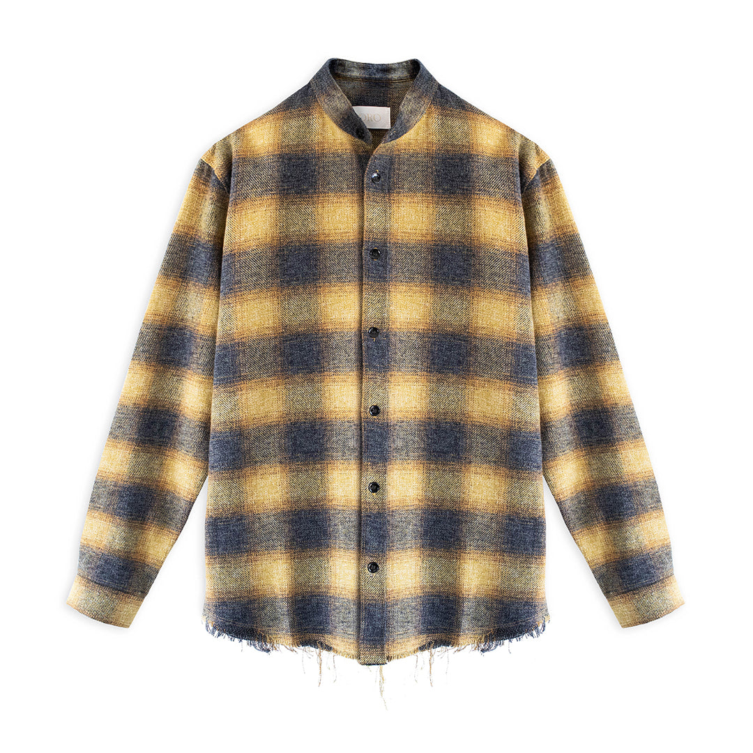 THE RIA PLAID SHIRT
