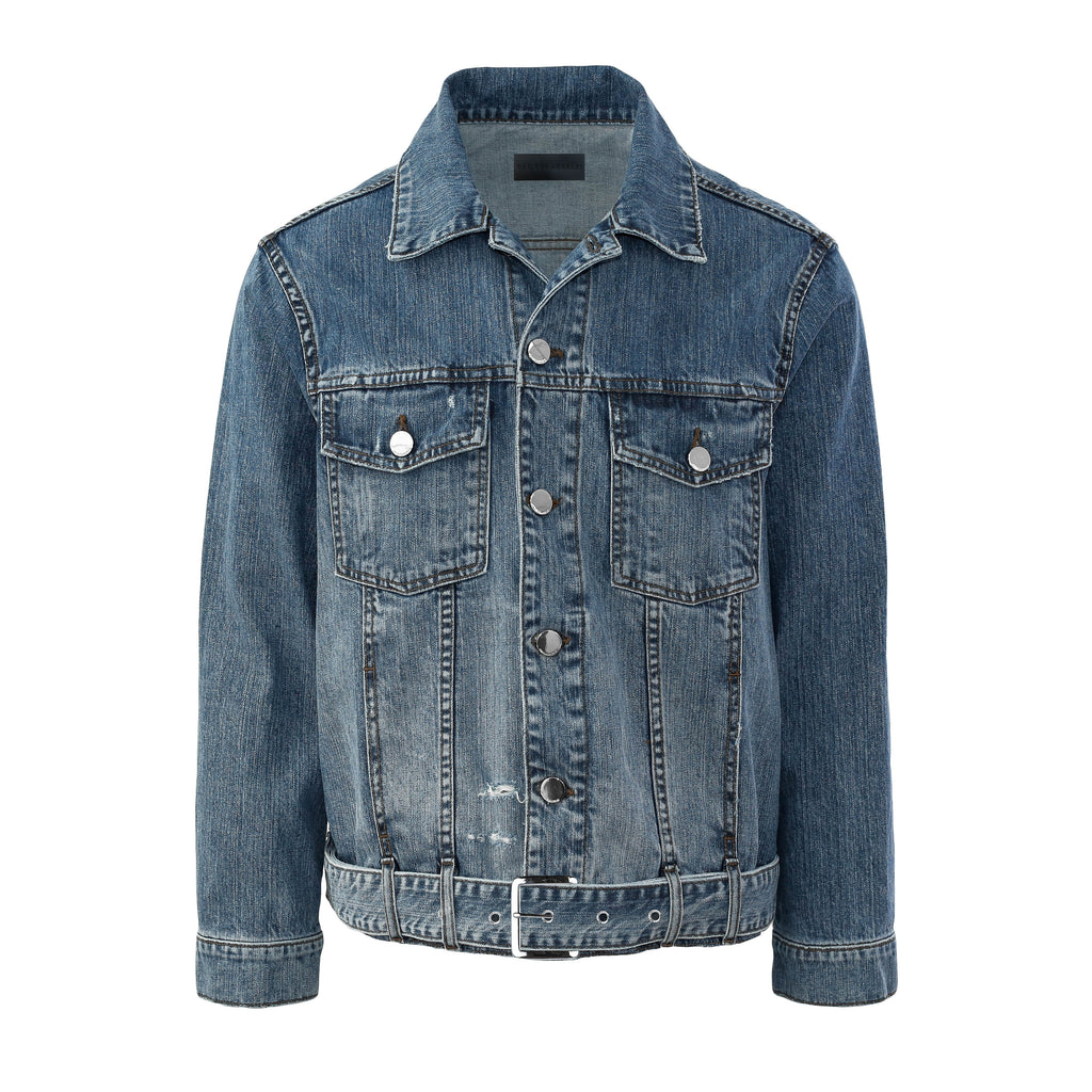 THE ROAD DENIM JACKET