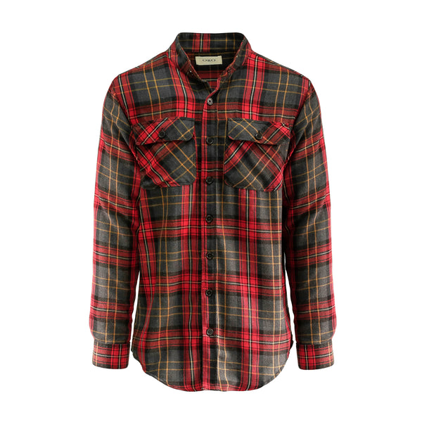 THE RHODE TARTAN PLAID SHIRT