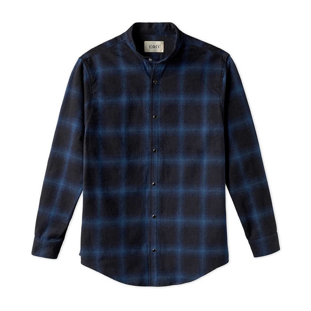 THE SHOKO PLAID SHIRT