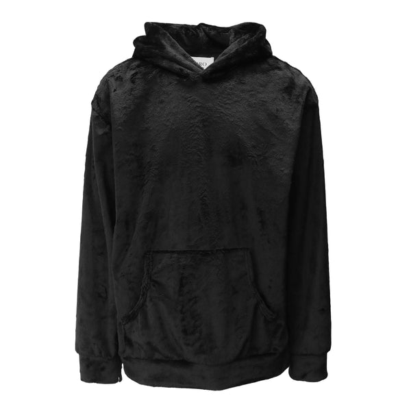 THE SLEEK HOODIE - NOIR