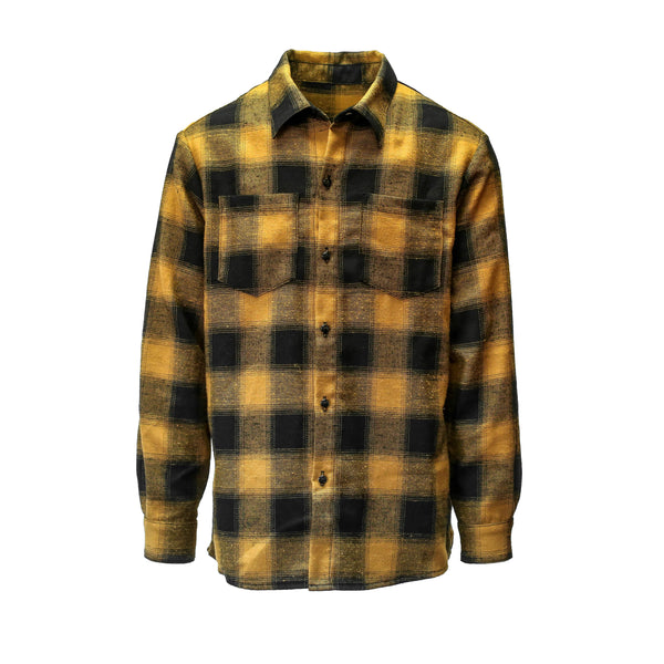 THE BUTTERSCOTCH PLAID SHIRT