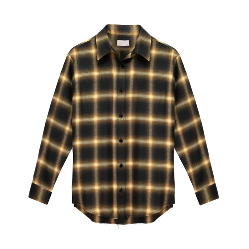 THE DONNIE PLAID SHIRT