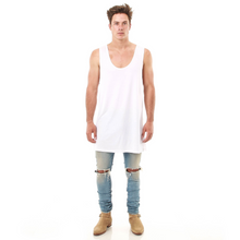 THE ESSENTIAL WHITE TANK TOP