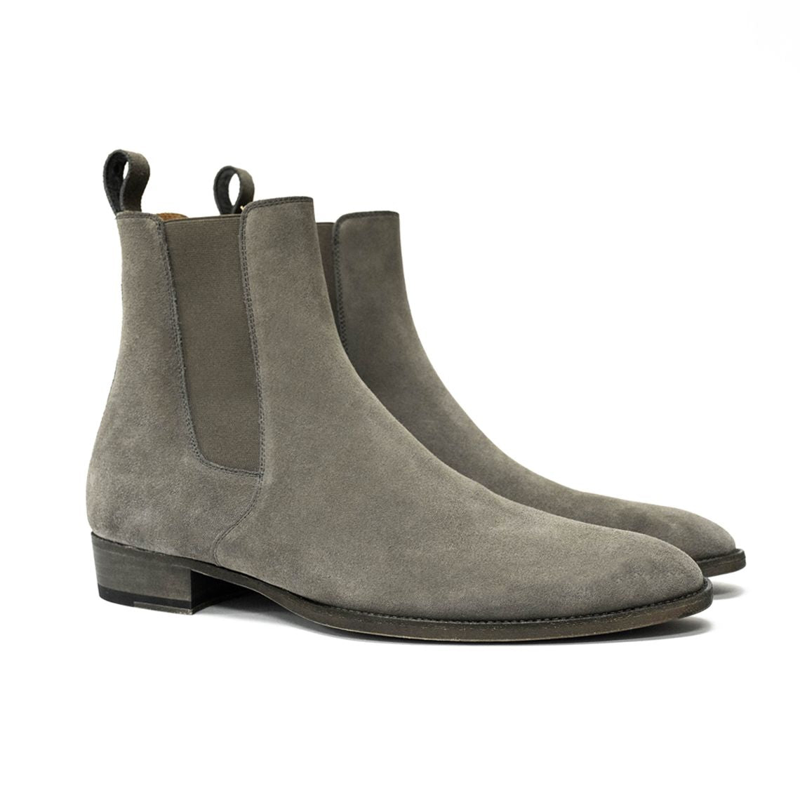 THE WOLF GREY GRANADA CHELSEA BOOTS