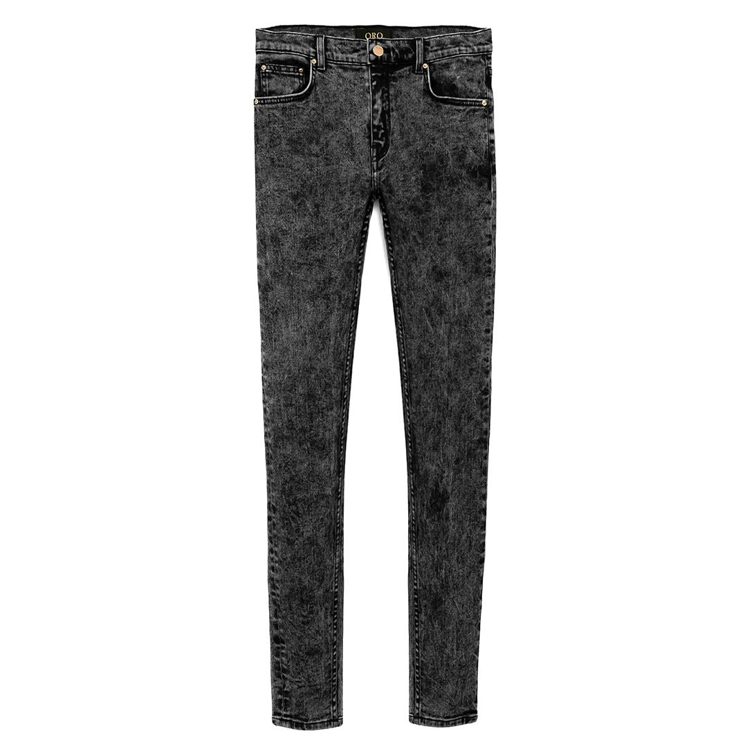 THE ACID BLACK DENIM