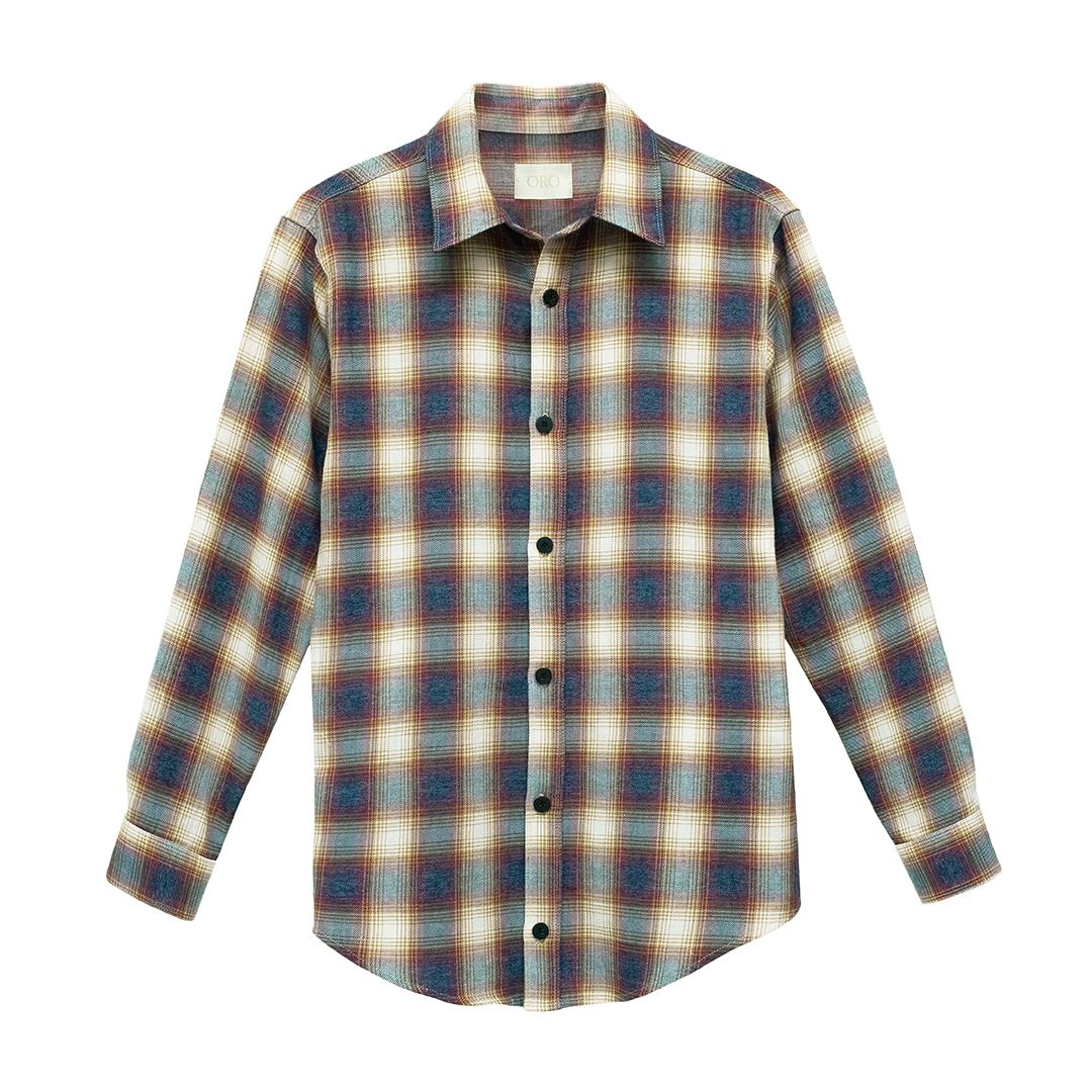 THE BELGRADE PLAID SHIRT
