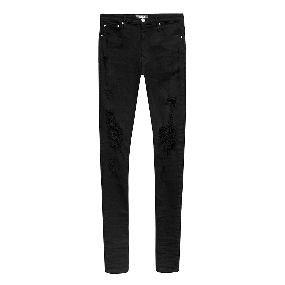 THE NOIR RISTA DENIM
