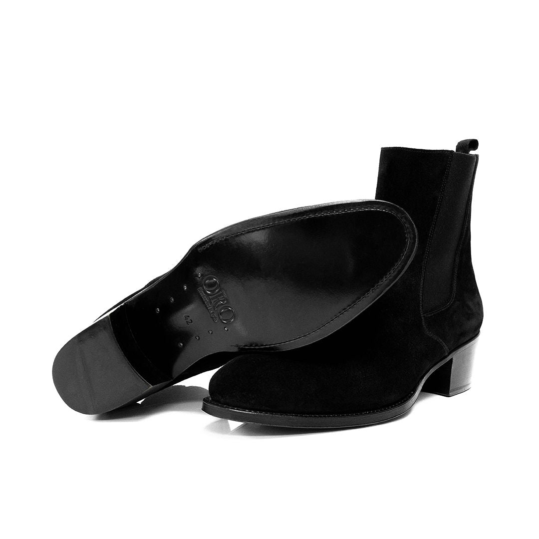 THE NOIR CARTER CHELSEA BOOTS