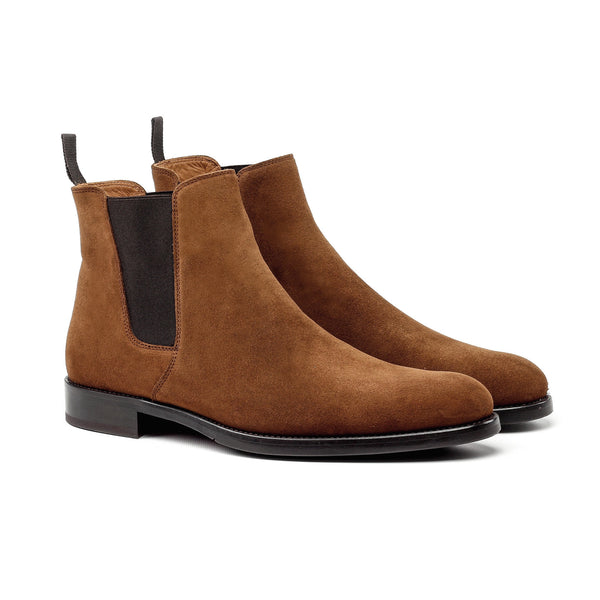 THE COGNAC YORK CHELSEA BOOTS - ORO Los Angeles - 1