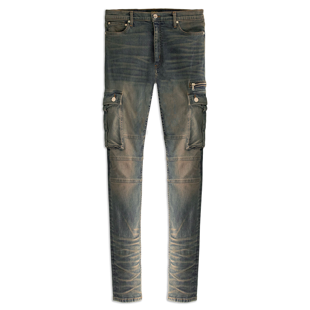 THE RISTA DENIM CARGO