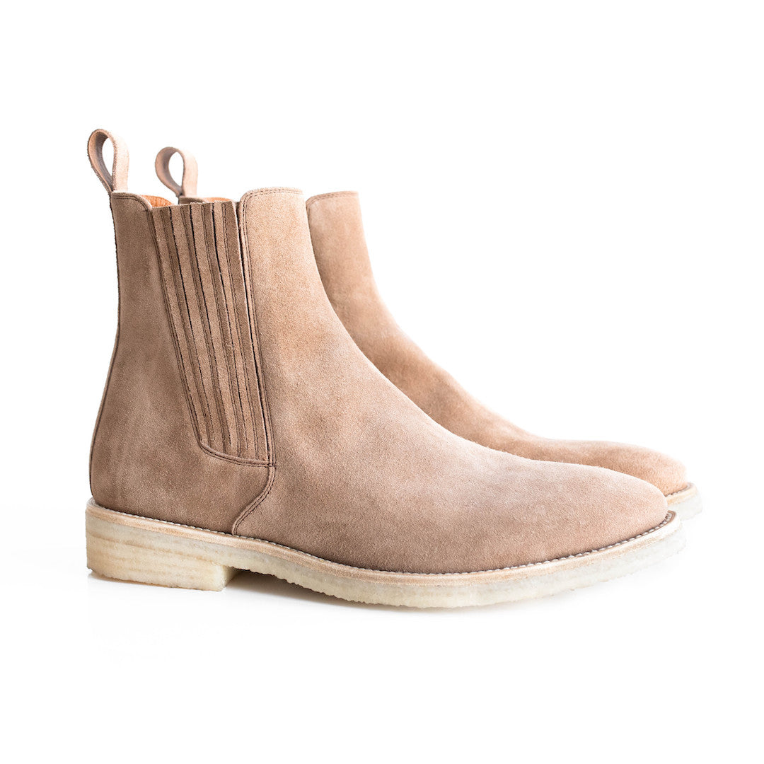 THE DON CREPE CHELSEA BOOTS