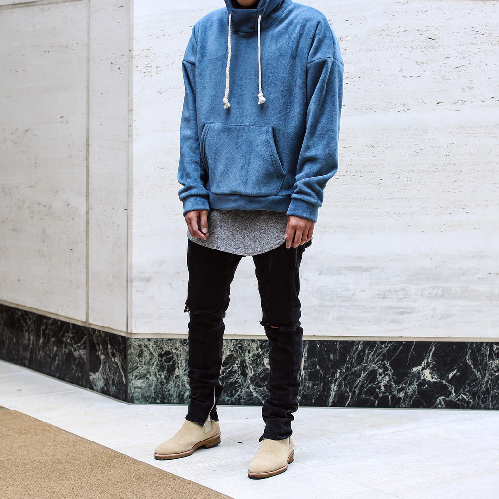 THE MIRAGE LUXE HOODIE