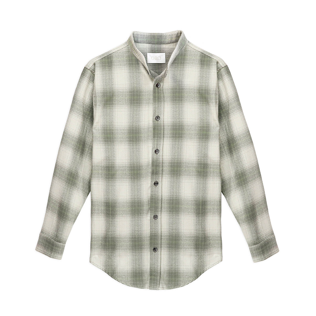THE KITZA PLAID SHIRT