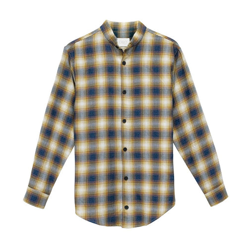 THE LISBON PLAID SHIRT