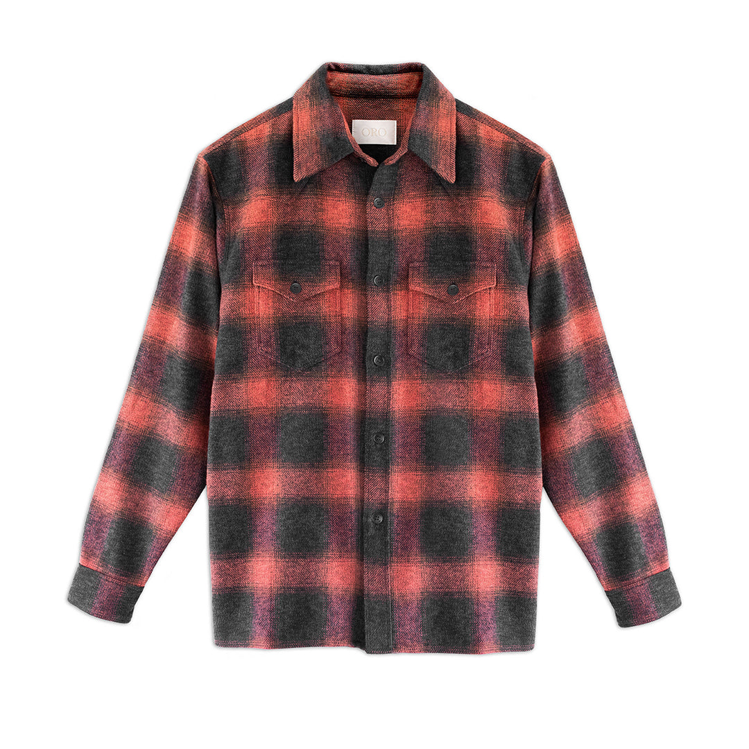 THE LONA WESTERN PLAID SHIRT