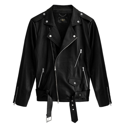 THE MOTO LEATHER JACKET