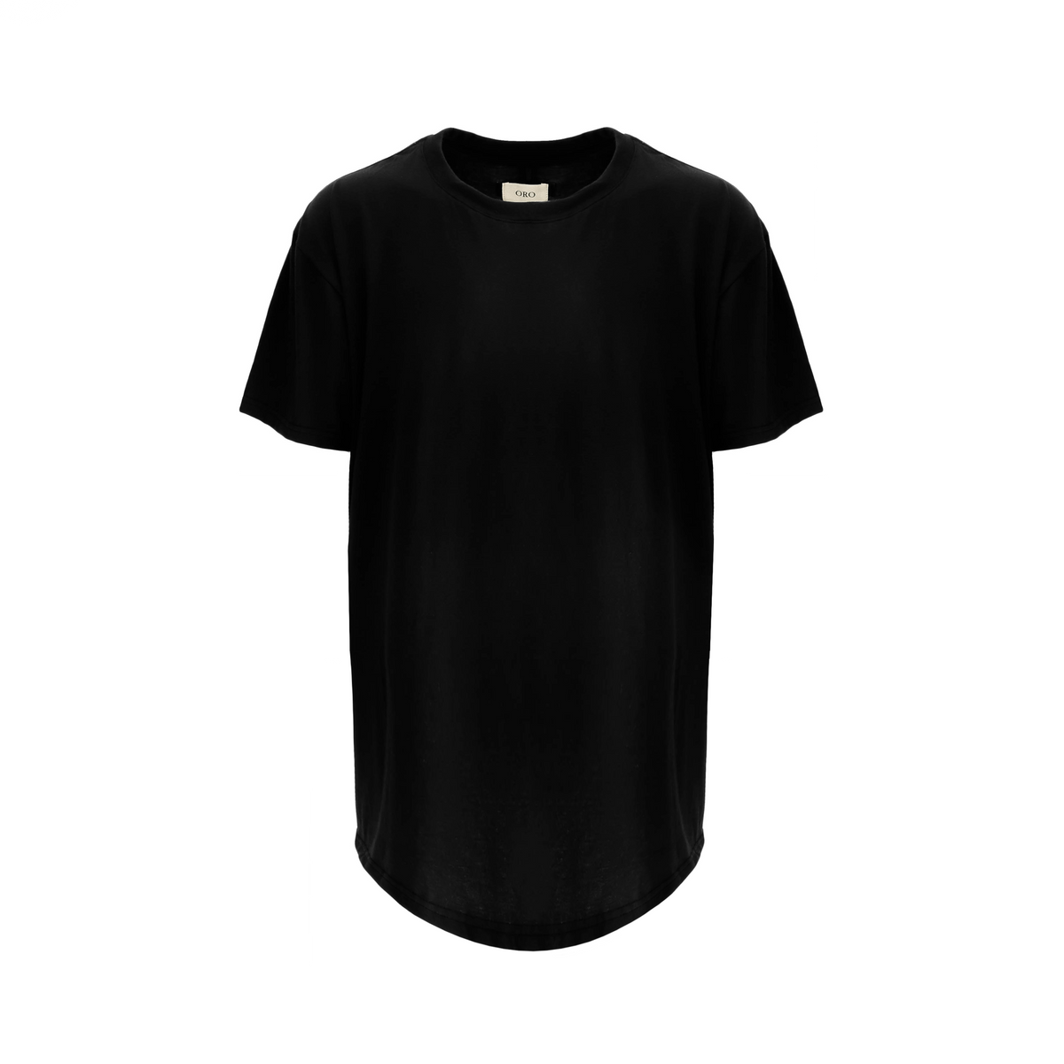 THE NOIR SCALLOP TEE