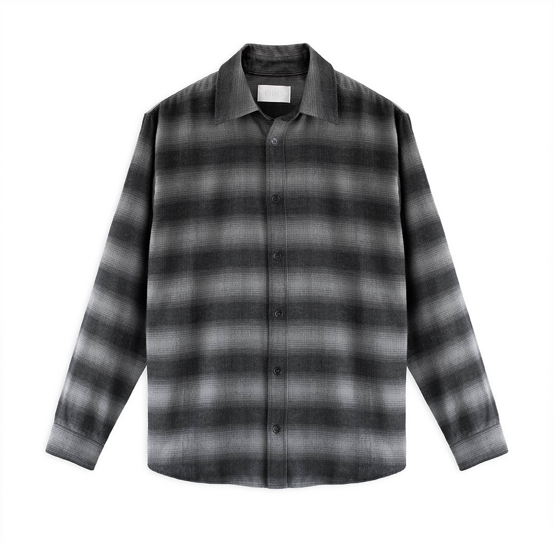 THE NOVO PLAID SHIRT