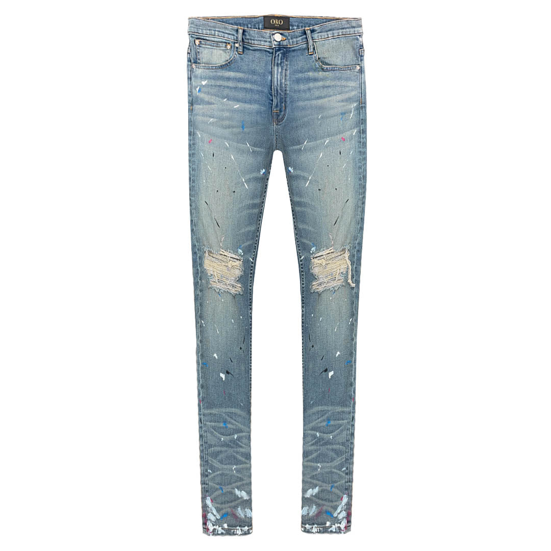 THE POLLOCK DENIM