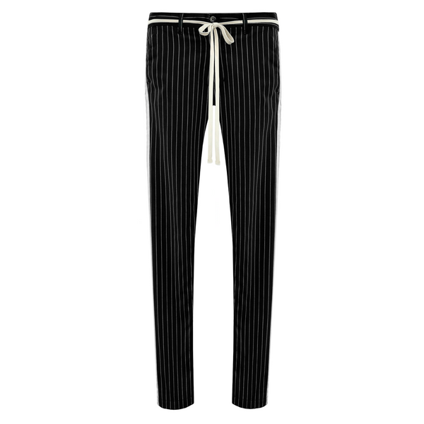 THE PINSTRIPE TROUSERS