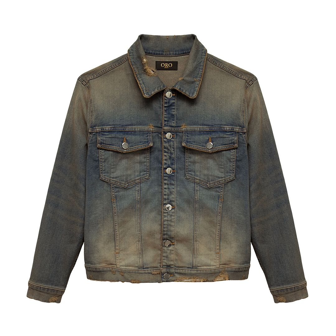 THE RISTA DENIM JACKET