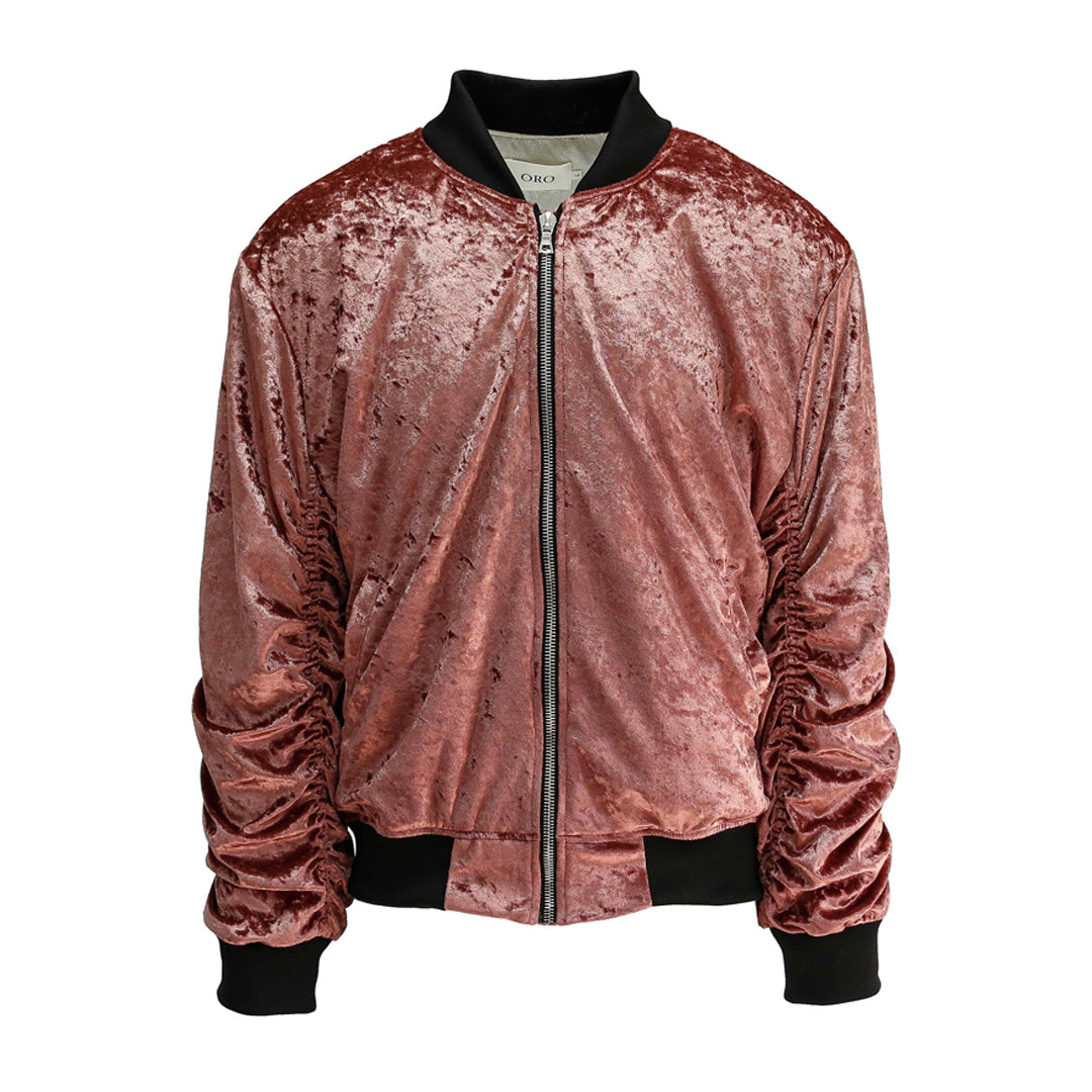 THE ROSADO BOMBER JACKET