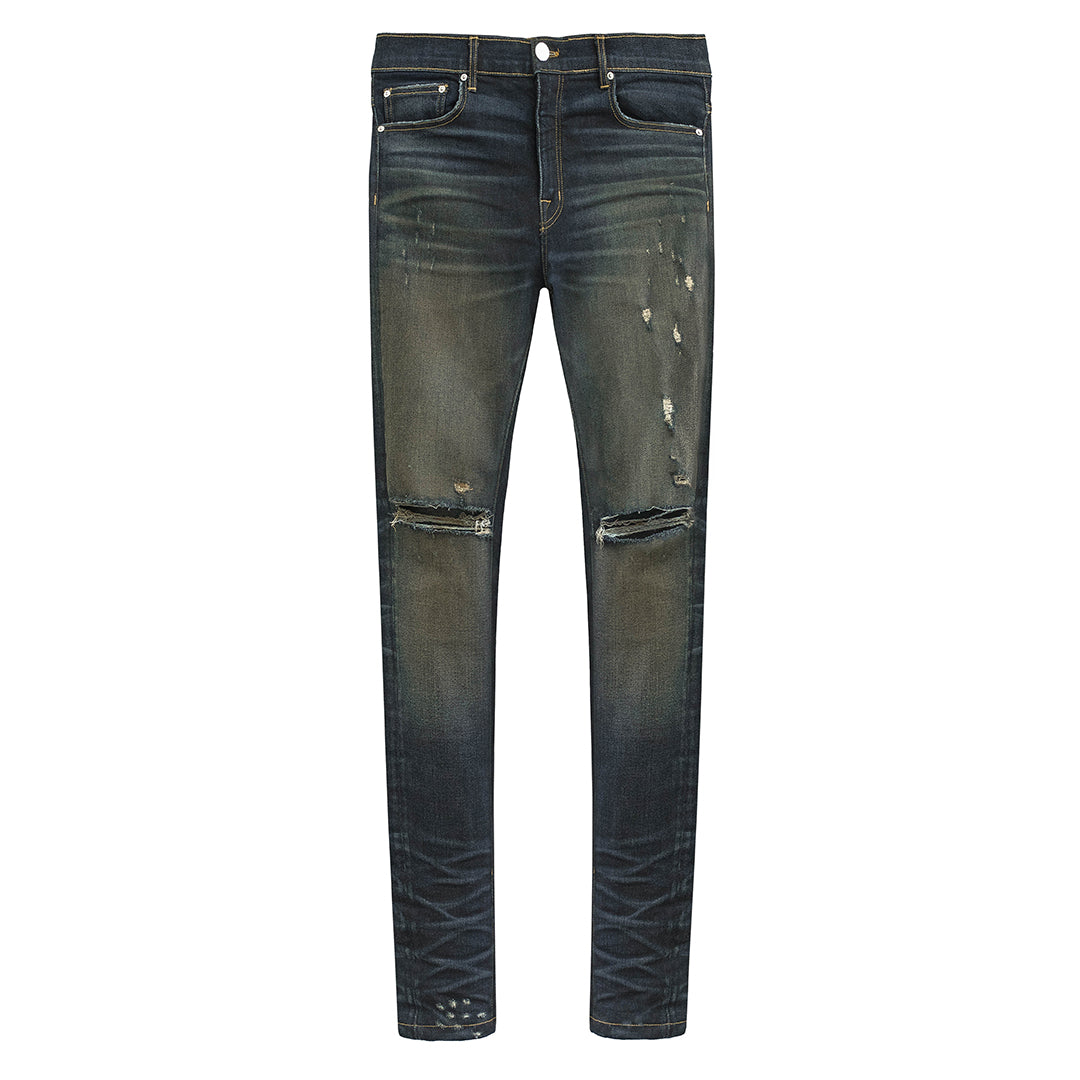 THE RUSTIC MIDNIGHT DENIM