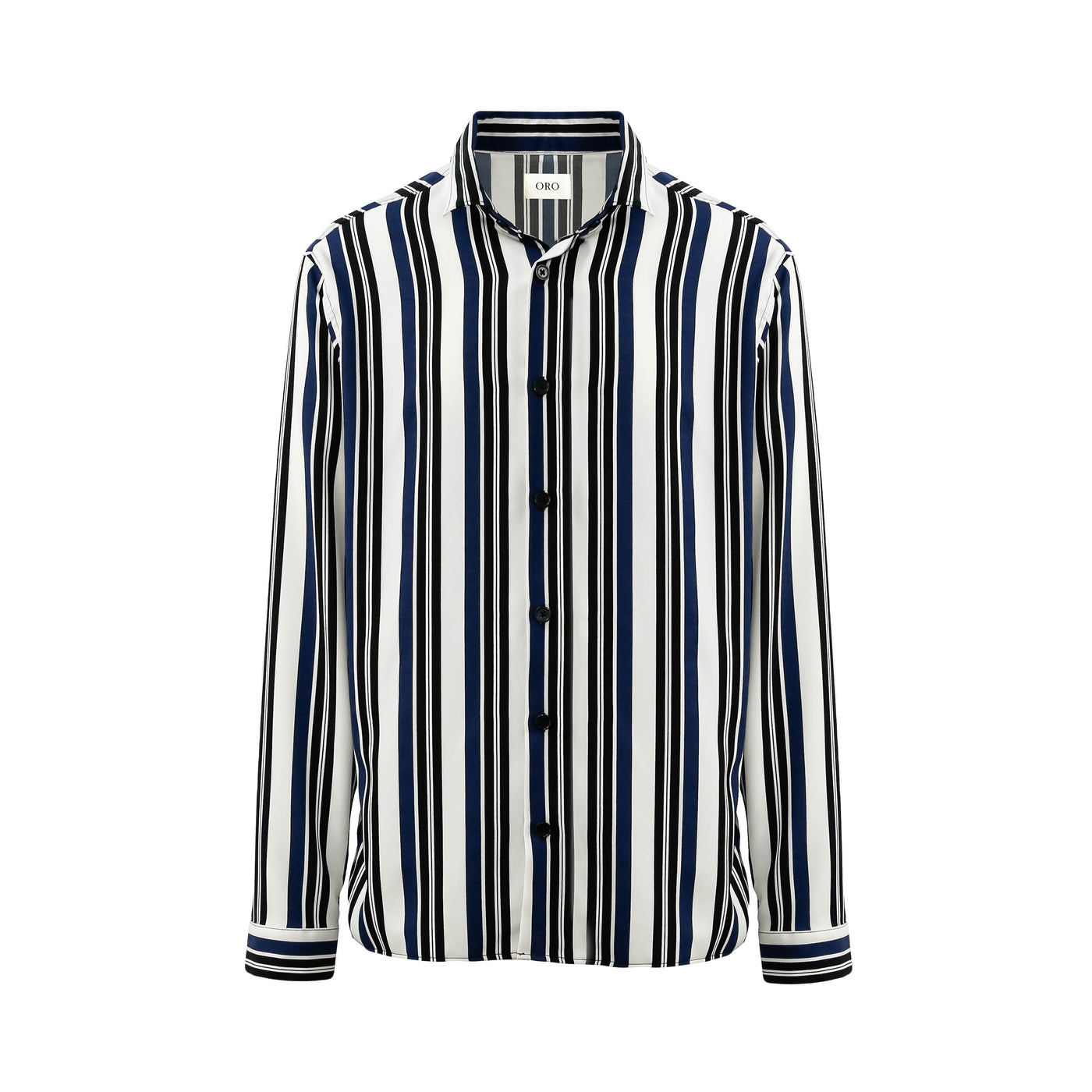 THE STANZA PINSTRIPE SHIRT