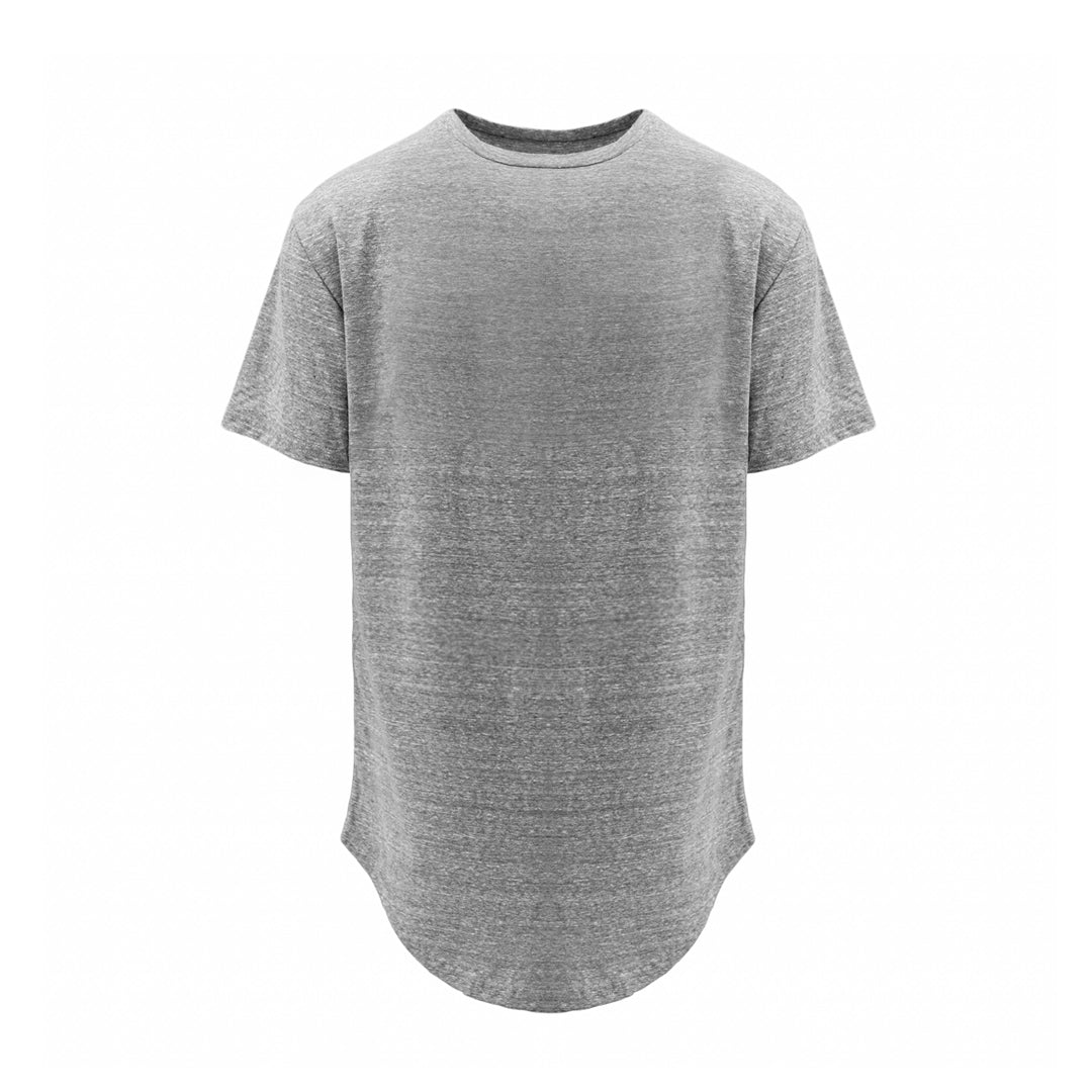 THE TRIBLEND SCALLOP TEE