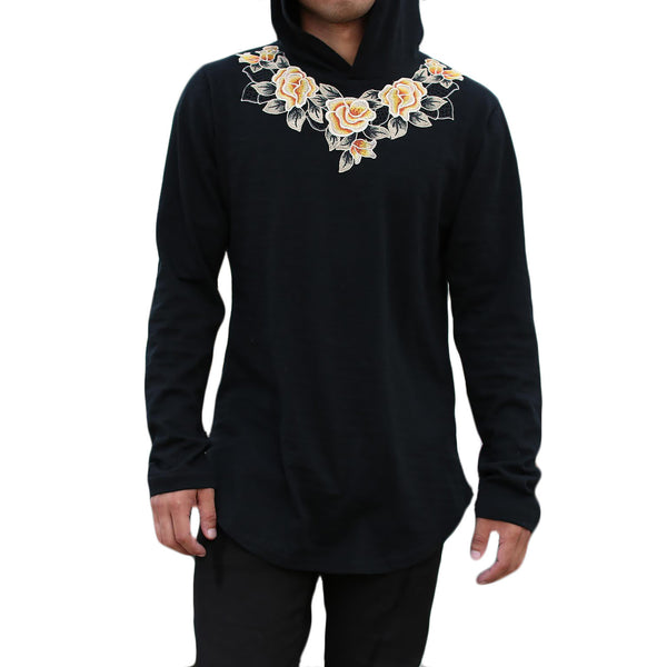 THE ESSENTIAL PULLOVER - FLORAL