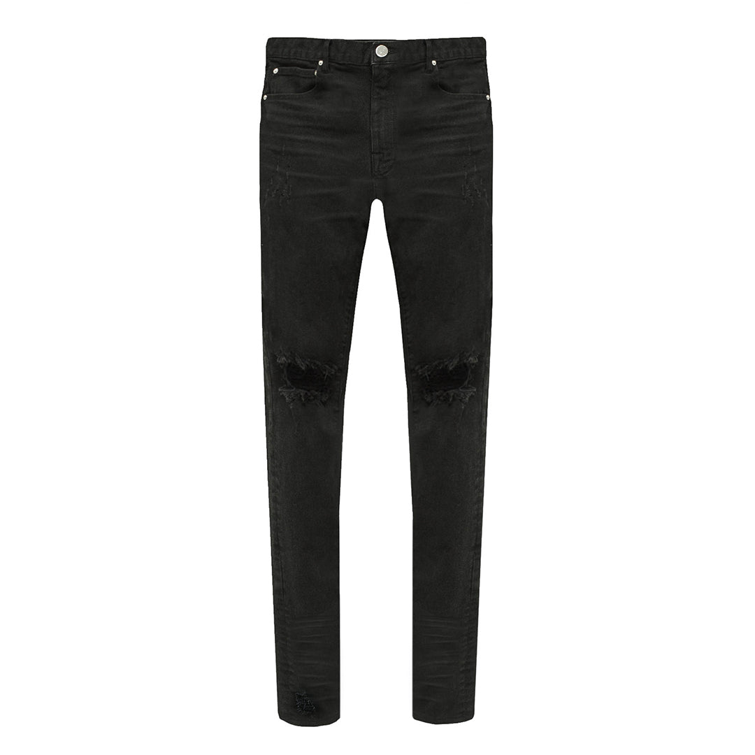 THE WOLF BLACK DENIM
