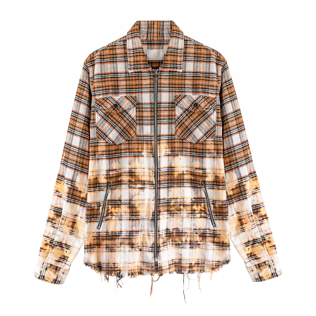 THE ZONICO PLAID SHIRT