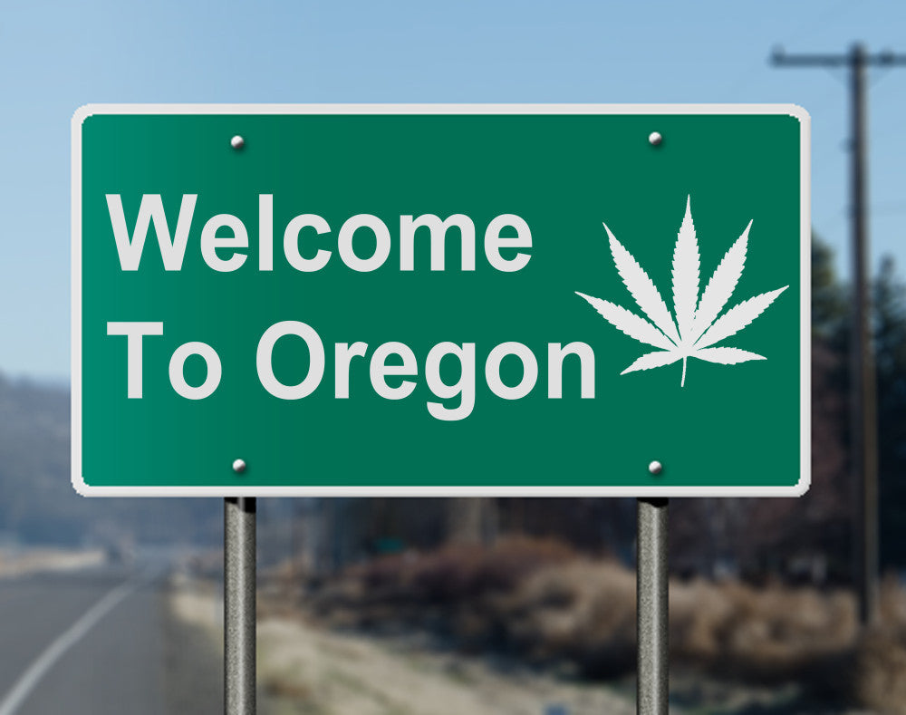 Marijuana Legalization in Portland, Oregon