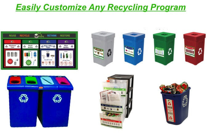 How to choose the perfect recycling and waste bins... Important considerations you probably didn't even think about!!