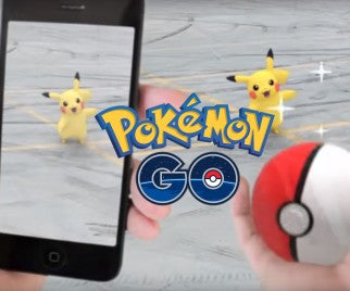 How Pokemon Go and augmented reality will be great advertising platform