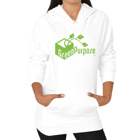 Green Purpose Hoodie: Female - My Green Purpose